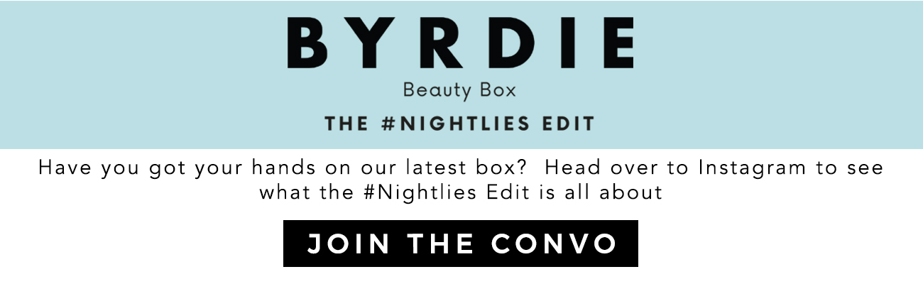 JOIN THE #NIGHTLIES CHAT
