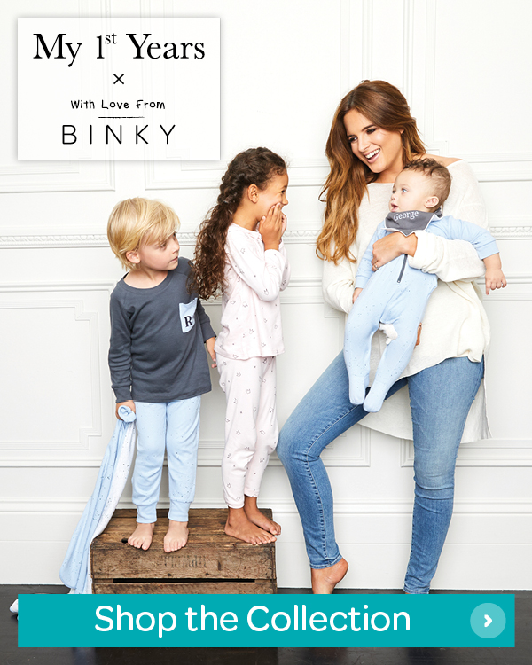 Binky X My 1st Years - Shop the Collection